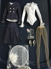 "Tonner Tyler Cami 16"" Retro Dots Sydney Complete Fashion Doll Clothes Outfit"