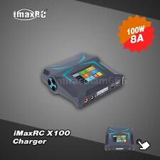 iMaxRC X100 Released Touch Screen 100W LiPo LiFe HVLipo NiCd Battery Charger