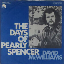 "7"" Single - David McWilliams - The Days Of Pearly Spencer - s187"