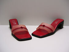 Luc Berjen Womens Shoes Sz 9.5 - 10 US EUR 40 1/2 Heels Dress Casual Sandals