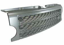Supercharged Style grille Silver LR3 Land Rover Discovery 3 grill  B GRADE