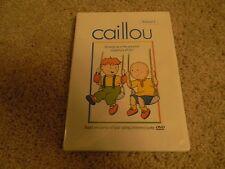 CAILLOU VOLUME 1, DVD, 16 EPISODES