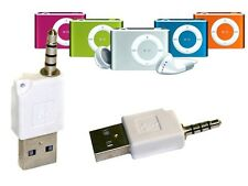 USB DATA SYNC cable de carga para Apple iPod Shuffle 1.gen 2nd Generation Dock 1g 2g
