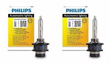 2x Philips D2S HID Xenon 200% More Light Upgrade BMW 85122 Headlight Bulb Lamp