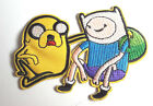 """Adventure Time Logo 4"""" Embroidered Patch- FREE S&H (ATPA-010)"""