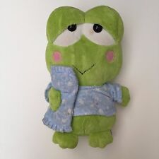 Keroppi Frog Sanrio Plush Toy Stuffed Animal Green Children Kids Gift Boy Girl