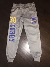 Stephen Curry Golden State Warriors Sweat Pants NBA Joggers New Large L