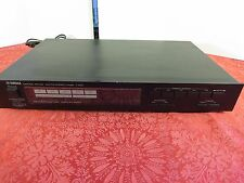 Yamaha Natural Sound AMFM Stereo Tuner T-500 Vintage Work Great Strong Reception