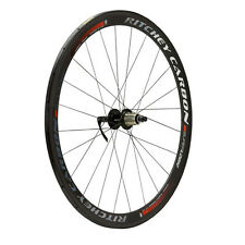 Ritchey SuperLogic 48mm Carbon Fiber Rear 700c Wheel Clincher Shimano