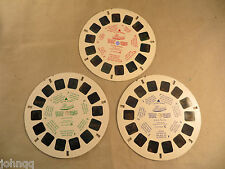 View-Master C7175, Fairly Odd Parents, Nickelodeon, 3 Reel Set