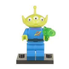 Disney pixar toy story pizza planet alien figurine custom pour lego