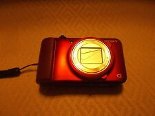 Sony DSC-H90 - 16x optical zoom, 16.1 MB Camera RED