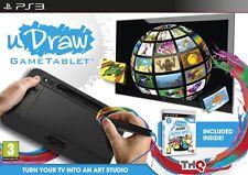 ELDORADODUJEU     UDRAW GAMETABLET Pour PLAYSTATION 3 PS3 NEUF français