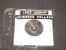 1937 World Jamboree Holland Pin     c5
