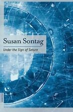Under the Sign of Saturn: Essays, Susan Sontag, Good Book