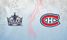 KINGS VS MONTREAL CANADIENS TICKETS AT BELL CENTER
