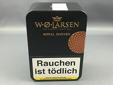W.o. Larsen royal Danish tabac à pipe tabac 100g Boîte-pipe tobacco