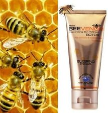 Mistine Bee Venom Rejuvenating Skin Sleeping Mask without Botox Anti-Aging 40g.