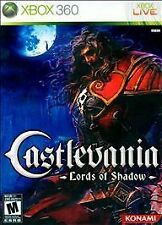 Castlevania: Lords of Shadow (Microsoft Xbox 360, 2010) MINT