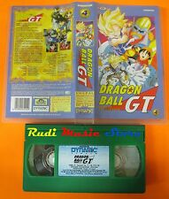 film VHS DRAGON BALL GT DELUXE COLLECTION NR. 4  DeAgostini 1997 (F50) no dvd