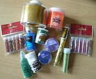 Glitter, Ultra Fine and Flitter, Shred, assorted colours and types, all new