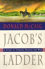 Jacob's Ladder: A Story of Virginia During the War-ExLibrary