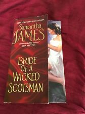 Bride of a Wicked Scotsman by Samantha James (2009, Paperback) FREE SHIPPING