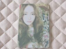 (TYPE I) JESSICA 1st Mini Album WITH LOVE, J Photocard KPOP SNSD Fly