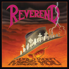 REVEREND - World Won't Miss You (NEW*LIM.ED.+ 4 BONUS TR.*US METAL*METAL CHURCH)