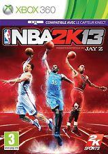NBA 2K13               -----   pour X-BOX 360