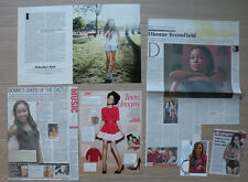 Dionne Bromfield - clippings/cuttings/articles