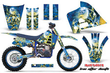 AMR Racing Husaberg FC 501 Number Plate Graphic Kit Bike Decal MX 97-99 IM LAD