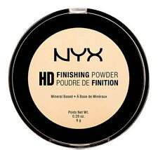 NYX Cosmetics HD FINISHING POWDER HDFP02- Banana ~ DELIGHTFUL BEAUTY