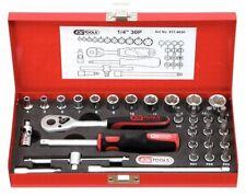"""KS-TOOLS 917.4030 1/4"""" Socket Set, 30 pieces"""