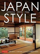 JAPAN STYLE - NEW PAPERBACK BOOK