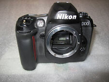 Nikon D100 6.1MP Digital SLR Camera Excellent Condition.