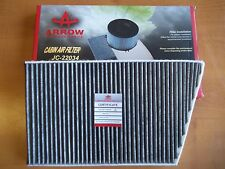 Mercedes Benz High Quality Cabin Air Filter Charcoal   203 830 0918