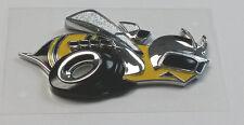 Dodge Challenger Charger Scat Pack Super Bee Passenger Fender Emblem 68004236-AA