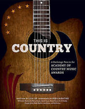 THIS IS COUNTRY by Lisa Lee & Reba McEntire ( MUSIC): WH5 : HBL 159 : NEW BOOK
