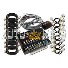 160W 8 HID Bulbs Hide-A-Way Emergency Hazard Warning Strobe Light Kit
