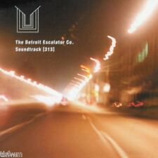 The Detroit Escalator Company - Soundtrack 313 - CD Album '96 - TECHNO