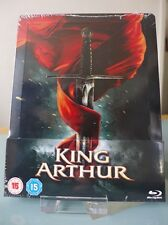 Blu ray steelbook King Arthur U.K Zavvi Exclusive New & Sealed NEUF avec VF