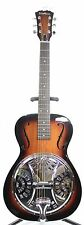 Washburn Resonator Guitar Sunburst Finish