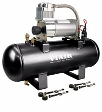 Air Source Kit High Flow 150 PSI Compressor 2.0 Gal. Tank 12V 20005 Viair