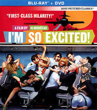 I'm So Excited! (Blu-ray Disc, 2013) ****Blu-ray disc only****
