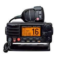 Standard Horizon Matrix Fixed Mount VHF w/AIS & GPS Class D DSC 30W Black GX2200