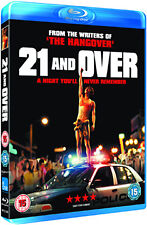21 AND OVER - BLU-RAY - REGION B UK