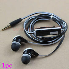 In-ear Earphone 3.5mm Stereo Headset Earbuds With Mic for Mobile Phone BKW