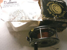 A SUPERB BOXED DAIWA 813  SALMON REEL