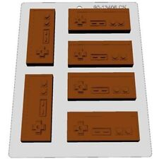 VIDEO GAMES CONTROLLER CHOCOLATE CANDY MOLD MOLDS BIRTHDAY PARTY FAVORS